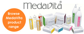 Browse the MedaVita product range
